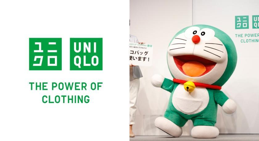 哆啦A夢登UNIQLO代言人!「臉都綠了」全為這件事