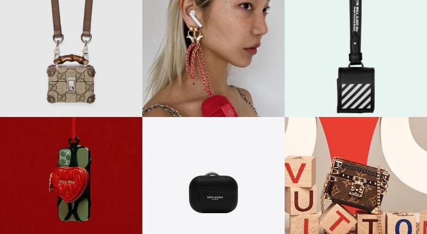經典設計縮小了!耳機收納變身飾品造型超加分
