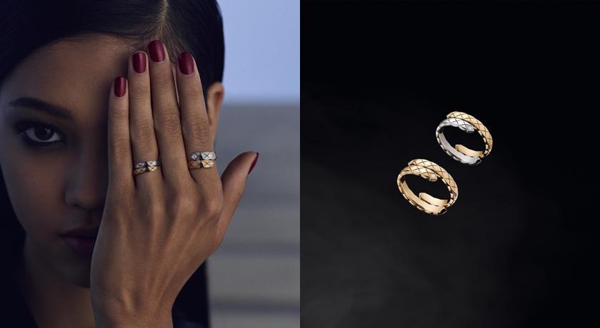兩條平行線竟然也能打造成戒指!象徵「你和我」有夠浪漫