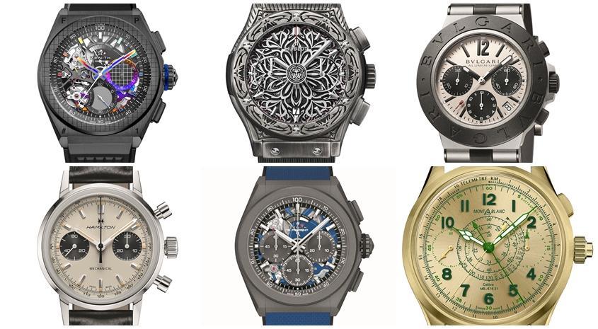 明明看手機最方便!但戴上「計時」功能的手錶立刻品味爆棚