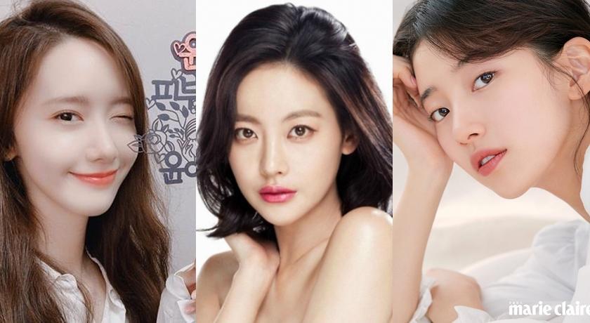 韓國整形醫生眼中「最美臉蛋」TOP6出爐!當紅的潤娥、Jennie竟都不及她