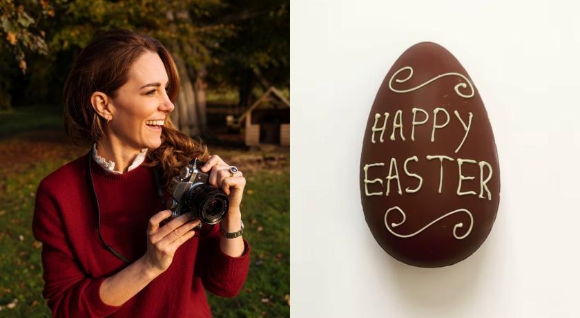 凱特王妃復活節藏「彩蛋」?7秒短片網狂猜:給梅根的訊息!