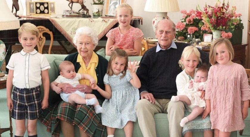 英皇室公開菲利普親王與晚輩同框照!卻不見梅根與阿奇?