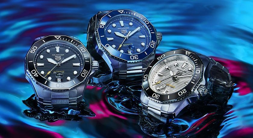 2021WW》超強「潛水錶」再進化!連側邊反光導角都注意到了