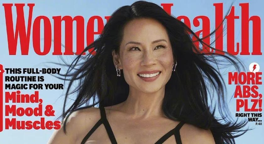 52歲劉玉玲穿比基尼登封面!辣回20年前《霹靂嬌娃》全靠吃出來