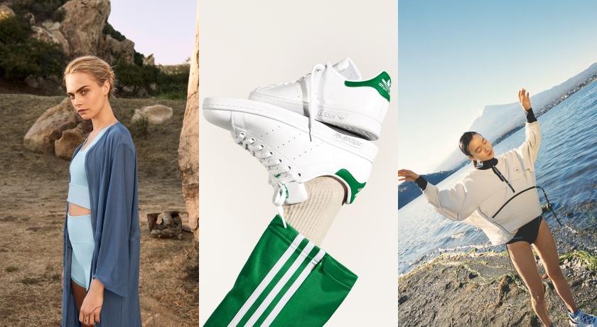 超模最愛瑜伽服、小白鞋底藏玄機!廢料回收新生超亮眼