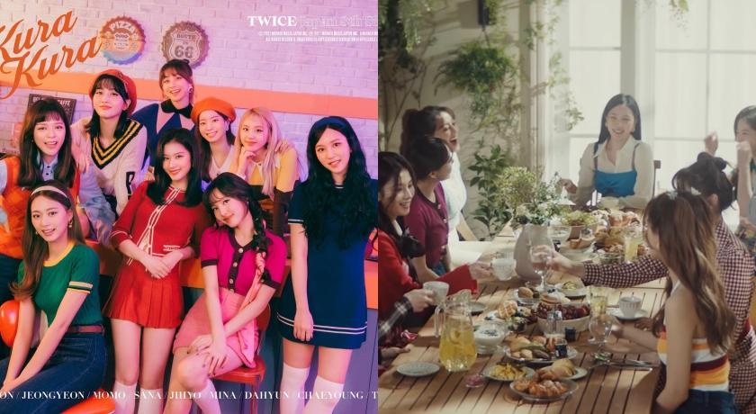 TWICE新曲30秒預告曝光!子瑜「露背裝」配雙馬尾超甜美