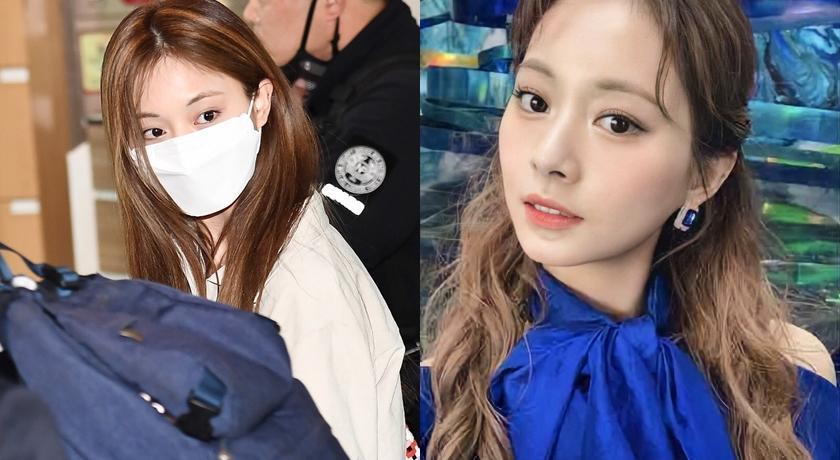 周子瑜「素顏戴口罩」搭機被偷拍!引韓媒暴動盛讚絕世美人