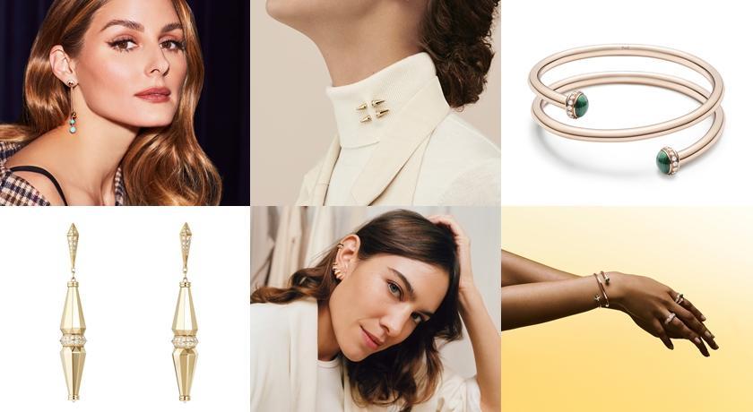 可旋轉的項鍊、胸針像音源線!「趣味珠寶」讓人無法想像