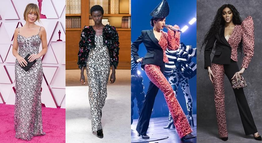 【時尚前後台Top5】亞曼達塞佛瑞「解放半球」、搞怪超模西裝挖空超辣
