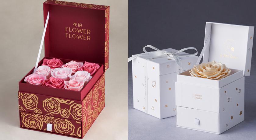 母親節最夢幻花禮!「永恆玫瑰花×小王子珠寶盒」繽紛新色向媽媽示愛