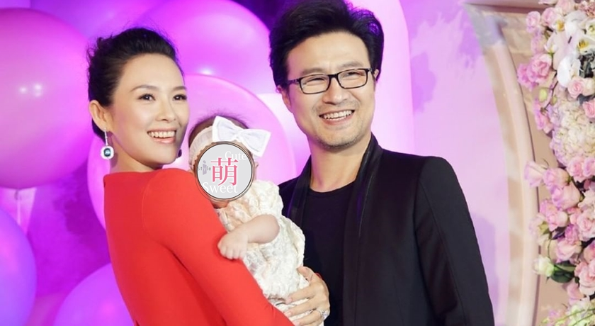 章子怡、汪峰結婚六周年曬恩愛!放大一看手上「鴿子蛋」成焦點