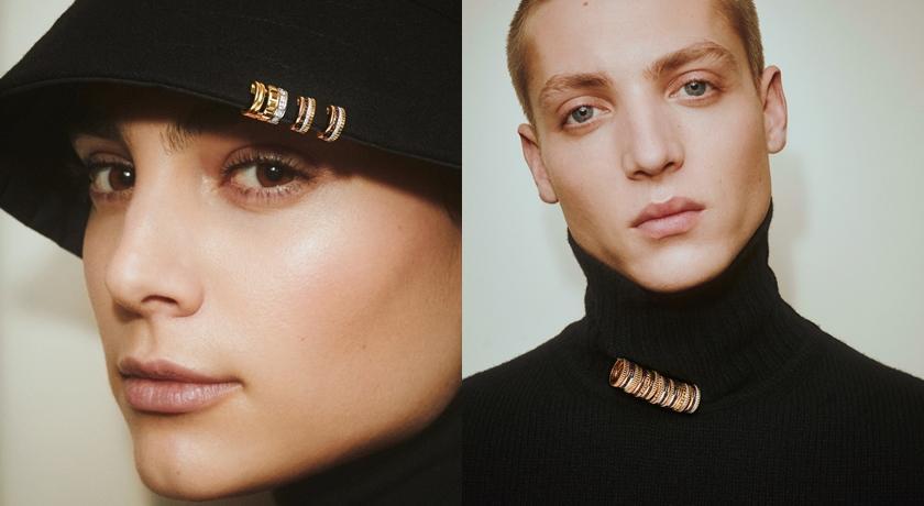 耳環竟能編在頭髮上、釘在帽簷!超「異想天開」珠寶搭配術