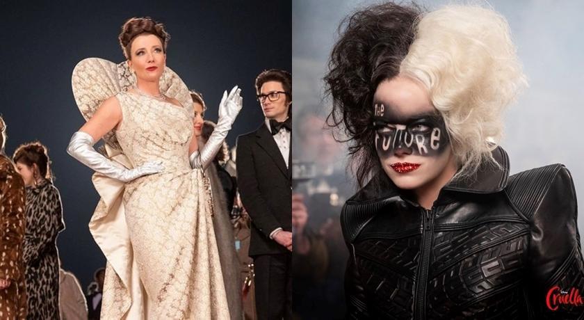 比艾瑪史東更有看頭!《庫伊拉》女配角身上戴的珠寶超搶戲