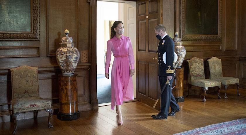 凱特王妃罕見穿「死亡芭比粉」!背後原因曝光太暖心
