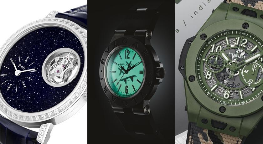 不說你看不出來的錶盤設計!手錶上「夜光鬼臉」也太可愛了