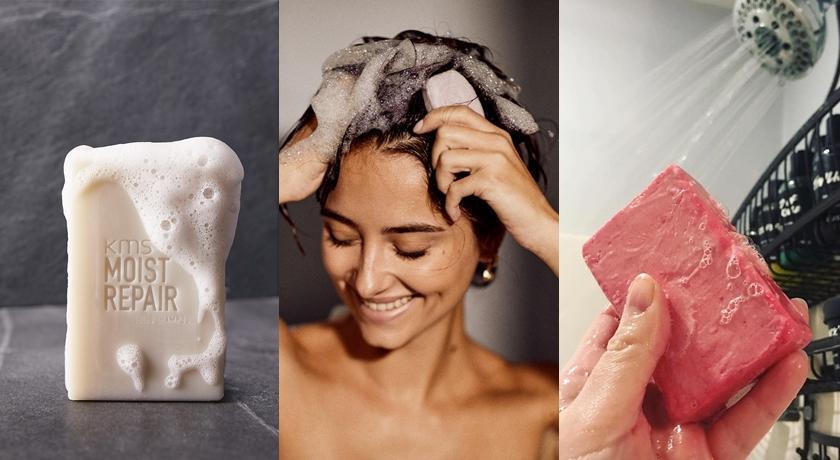 只認識 Lush 就落伍了!美妝版強推的超夯8款「洗髮皂」還不追起來