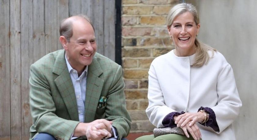 「王室隱形人」蘇菲伯爵夫人居家日常被曝光!這項特質連英女王都大讚