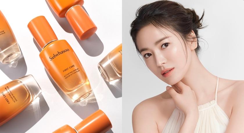 肌膚最強能量飲報到!韓妞都在用的「橘拿鐵養膚瓶」這樣用效果超驚人