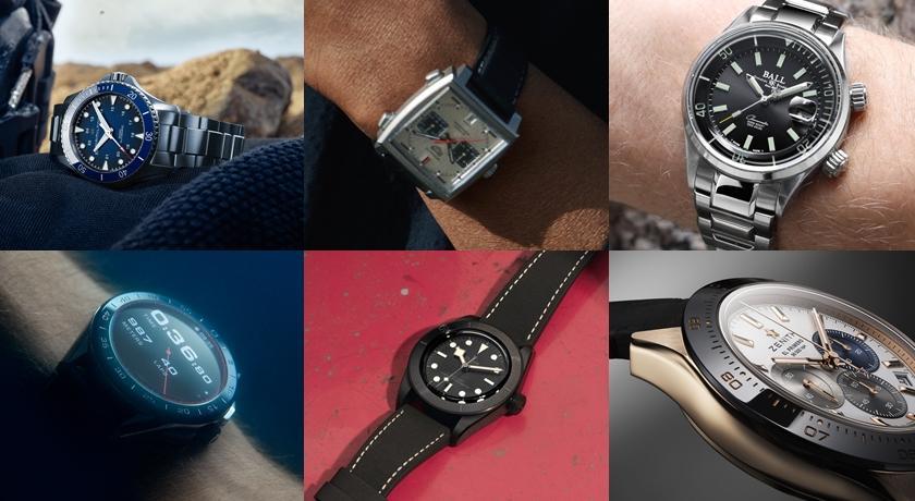 是「運動錶」也是帥氣配件!智慧功能款還能記錄游泳數據