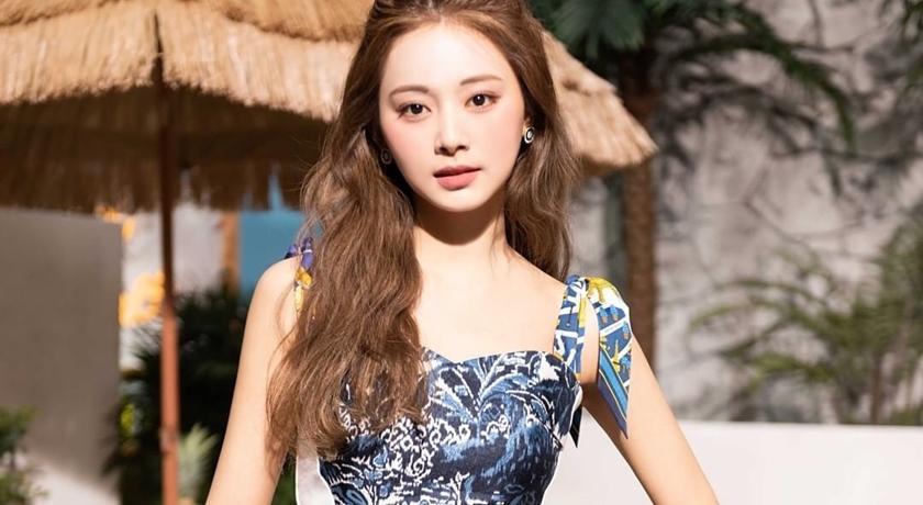 「周子瑜自拍照」震驚韓網!新聞標題激讚:讓人心醉的美貌