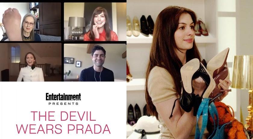 《穿著Prada的惡魔》演員15年後重聚!揭安海瑟威一角另有其人