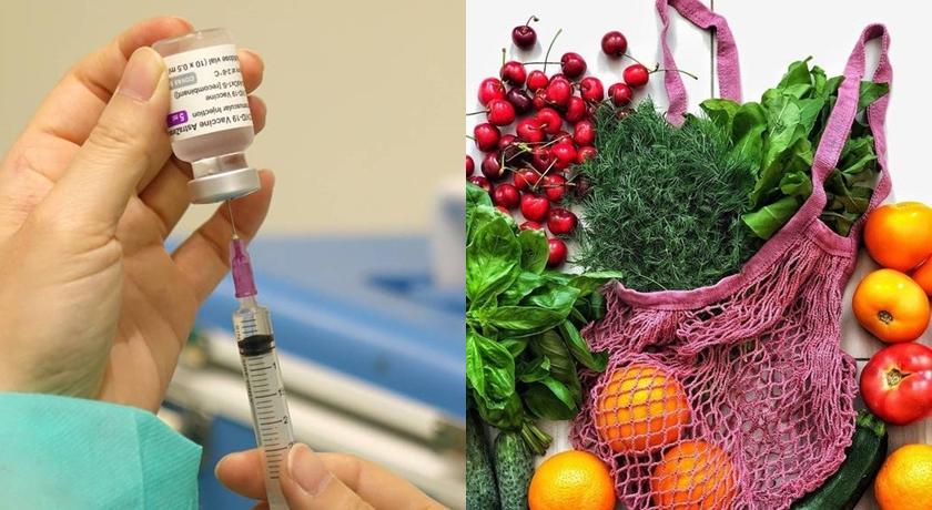 如何降低接種疫苗不適?營養師:「2不4要」飲食法吃起來