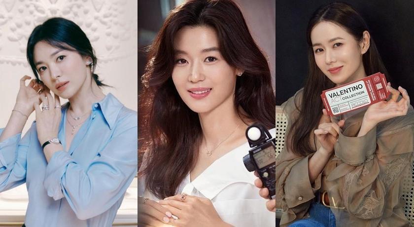 2021韓劇「人氣女演員」排行榜!全智賢、宋慧喬還擠不進前5強