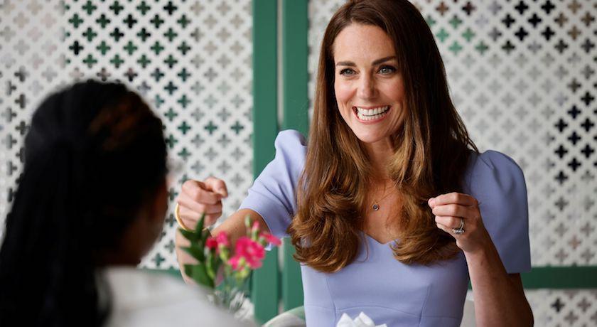 凱特王妃用一條項鍊「曬萌娃」!戴一整年捨不得放設計師樂歪了