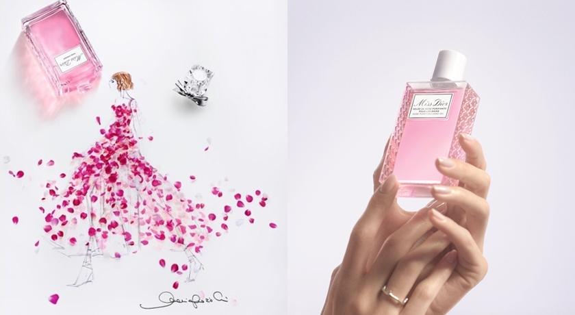 最值得投資的夢幻單品!74年經典香水化身「玫瑰乾洗手」超療癒