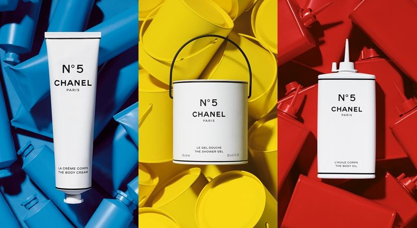 香奈兒出油漆、茶罐?「5號工場」把奢華全變成居家日常太狂!