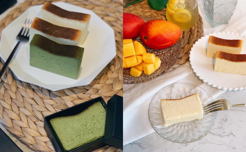 日本熱賣「第5種起司蛋糕」登台!擁有冰淇淋口感超綿密