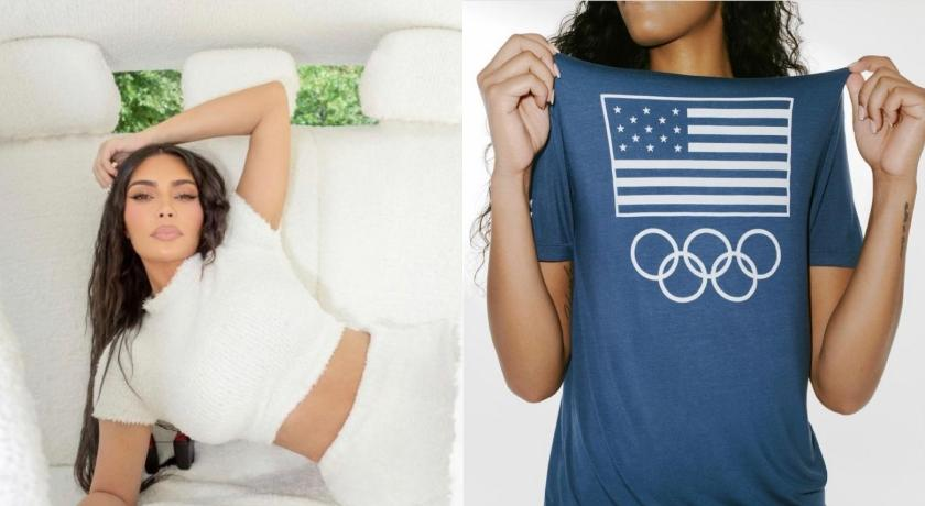 翹臀金打造奧運「官方塑身衣」!網友狂酸:一路買上位