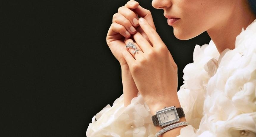 珠寶錶,百變經典:CHANEL 菱格紋