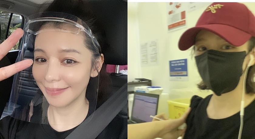 徐若瑄分享接種疫苗不適症狀!「Day2小魔王」網友超有同感