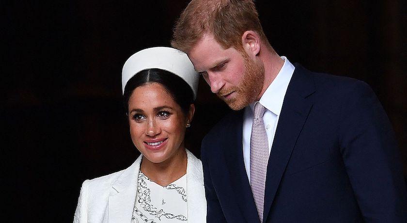 愛女出生月餘還「沒名份」?哈利梅根有意帶女兒回英國受洗