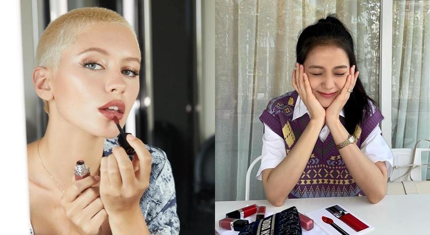 Jisoo 公開最愛「私貨」撞款裘德洛愛女!誰搽比較美引爭議