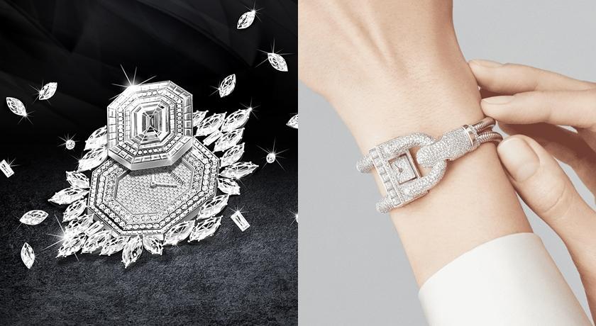 不講根本看不出來是手錶!「手環腕錶」還能變成項鍊超神奇