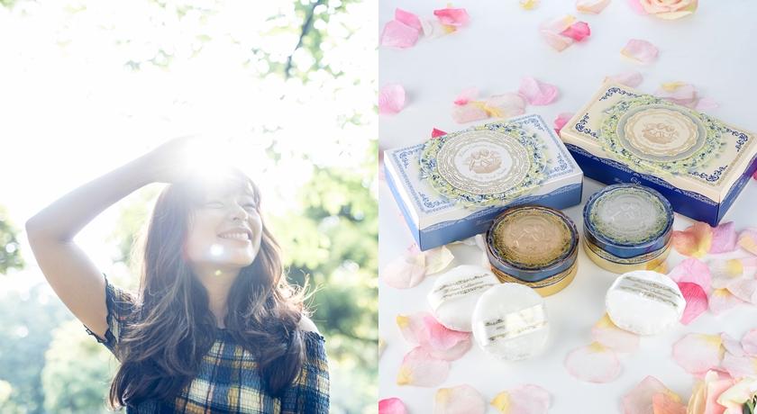 最幸福的一期一會!2021「小天使香體粉」3大用法給你滿滿儀式感