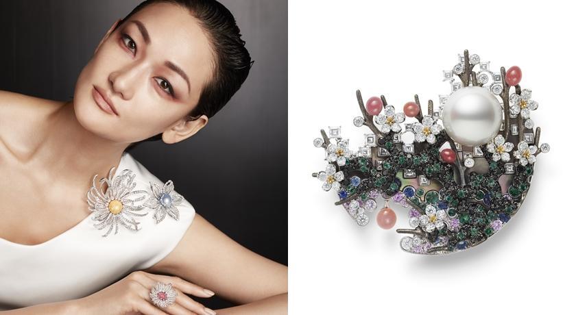 日本超模拍攝珍珠大片!超震撼霸氣「高冷姿態」網友全跪了