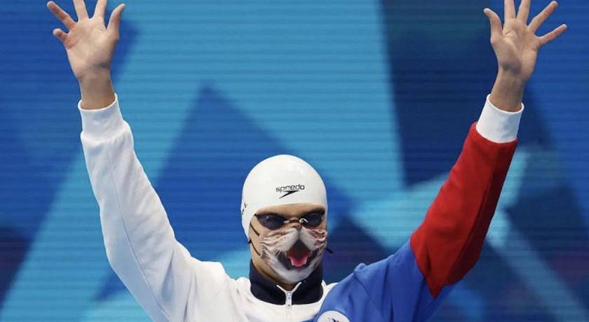 ROC選手奪金竟因「口罩款式」被擋領獎!無奈嘆:我哭了