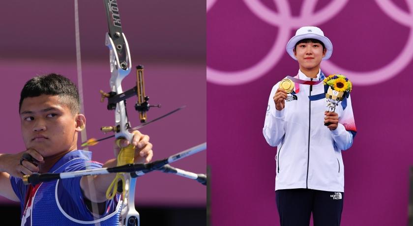 湯智鈞射斷韓國五金夢!韓網友卻因「髮型」要她退還金牌?