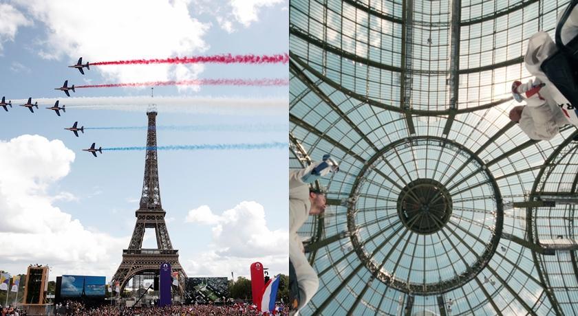 2024 巴黎奧運接手!官方釋出一分鐘影片「處處是時尚地標」