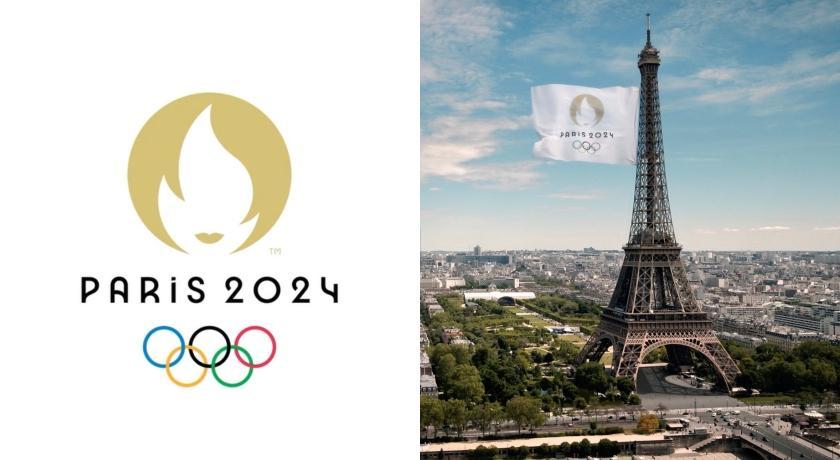 巴黎宣告正式接棒!鐵塔上足球場大奧運會旗竟是「假的」?