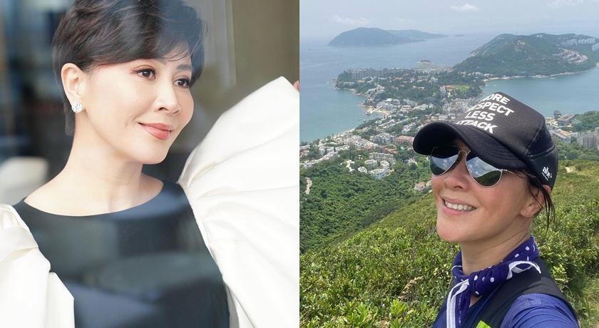 55歲劉嘉玲「不照腳本來」卻更迷人!3大美麗關鍵讓另一半離不開她