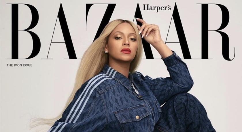 Beyoncé 拍雜誌「全爆乳」!從深 V 到透視鏤空一張比一張辣