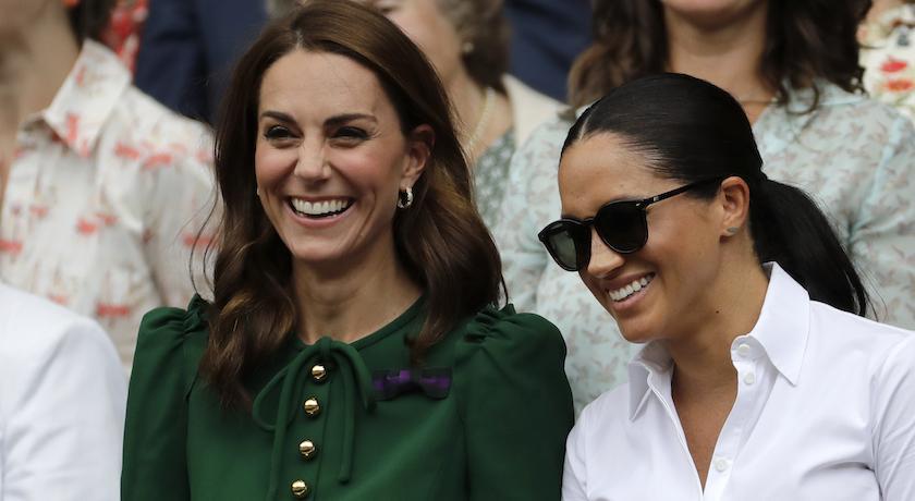 英國皇室世紀破冰?梅根馬克爾邀凱特王妃「螢幕合體」