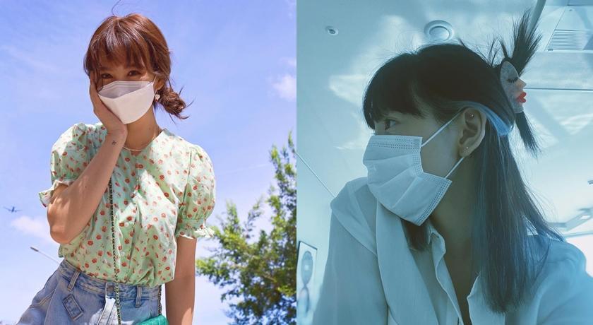 (影片)秒甩口罩「病態感」!跟著太妍、蔡依林、安心亞元氣髮型這樣綁