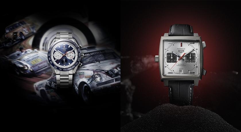 經過 50 年也毫不退流行!「最耐看腕錶」原來都跟賽車有關