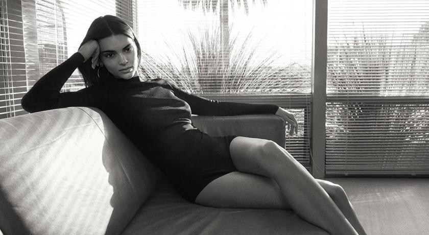 25歲超模 Kendall Jenner「斜槓」超狂!成全球知名購物網站創意總監